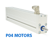 Linear Motor - Integrated Guide