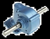 Gearbox M Composite YZ 18:1 M-18:1-COMPOSITE-AB-ST