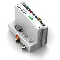 Fieldbus Coupler PROFIBUS DP; 2nd Generation; 12 MBd