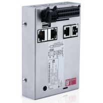 ECC2100 S excl. SoftMotion and TargetVisu CODESYS V3 Controller 2ETH 4DI 4DO 4AI RS232 RS485 CAN