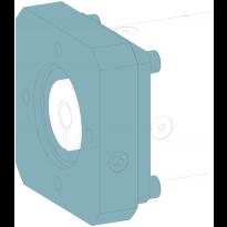 Adapter Flange E060 23/38.1/66.7/B5/M4