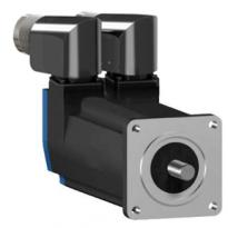 BSH motor IEC 55mm 0,5 Nm SC-Multiturn 128 lines med broms